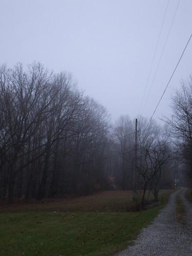Driveway off Bethel Lane