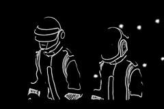 Daft Punk (timcashmerephotography) Tags: never punk land ever daft