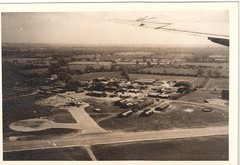 Seething, UK Army Air Corps Mighty 8th, 448th BG, 1945