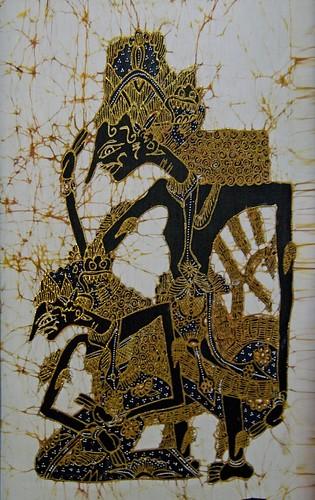 batik painting#2