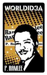 Legendary P Ramlee