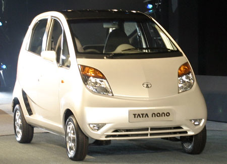 TATA NANO -The $2500 Dream Car