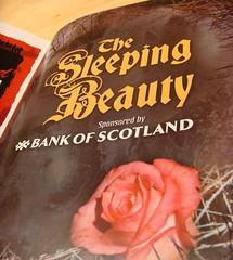 The Sleeping Beauty ballet programme insert