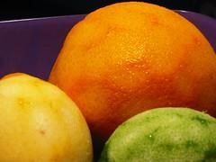 Citrus-Glazed Polenta Cake 2