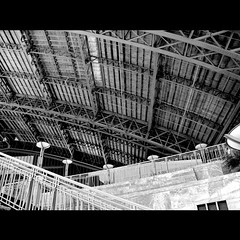 Pennsylvania Convention Center (kevin dooley) Tags: roof urban bw favorite white black philadelphia public beautiful lines wow project square grey hall interesting fantastic construction flickr downtown pretty very pennsylvania good gorgeous awesome curves culture angles restaurants award meeting superior august super center structure best most ballroom convention winner stunning excellent shops conference much hotels visitors facility incredible breathtaking exciting largest trainshed 2007 grandhall renovated pcc readingterminal intersections phenomenal arched singlespan 1653 amenities academyofmanagement mywinners