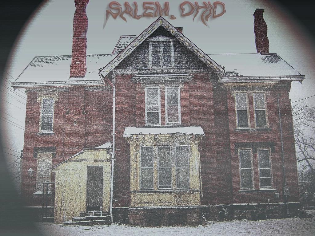 Salem, Ohio house from 1884