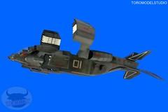 Aliens - Dropship - Galería (8) (Toromodel) Tags: modelos cine aliens replica fantasia kits figuras ciencia ficcion modelismo miniaturas maquetas dropship toromodel