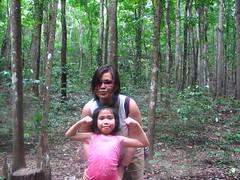 Kakulitan uli sa Manmade Forest