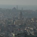 Istanbul: Galata Tower