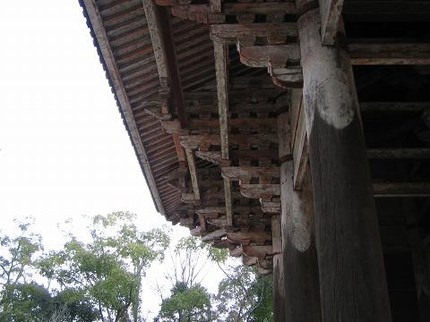 東大寺(大仏殿)-南大門の斗きょう