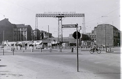 Potsdamer Platz, Berlin, 11 September 1959 (allhails) Tags: berlin propaganda ddr eastberlin postdamerplatz ee30