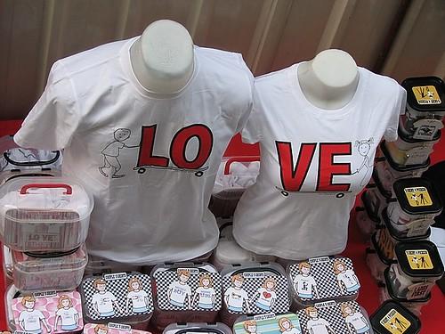 Thailand, Bangkok: LO VE