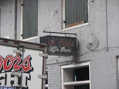 New Orleans, Louisiana - Fat Catz Go Bar Sign (Darrell Harden) Tags: sign bar louisiana downtown neon fat neworleans go bourbonstreet bourbon catz