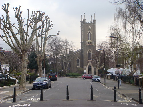 De Beauvoir Church