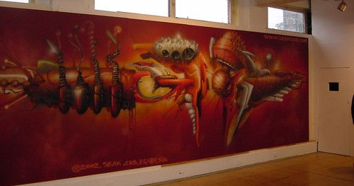 Street art Ausstellung/exhibition