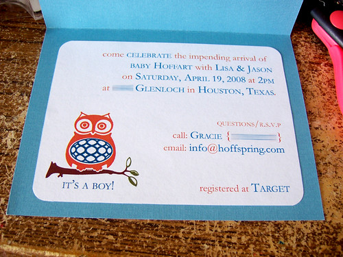 2378482206 b9004dfc9f d Baú de idéias: Modelos de convites   Chá de bebê (ou chá de fralda) I