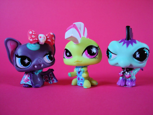 the punky bunch by amazingranda.