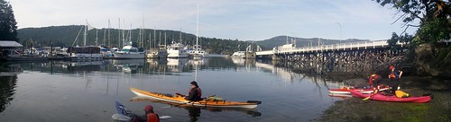 Brentwood Bay Launch