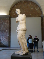 Venus de Milo /   (mitko_denev) Tags: paris france art statue greek ancient venus louvre sculture aphrodite milos           yahoo:yourpictures=sculptures