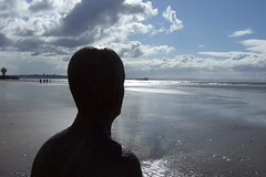 dscf0099.jpg (DeviousZebra) Tags: gormley anotherplace crosbybeach 20080321