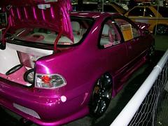1995 Honda Civic SI Coupe (blondygirl) Tags: car honda autoshow civic 1995 carshow sicoupe poweramamotorshow 1000ormoreviews