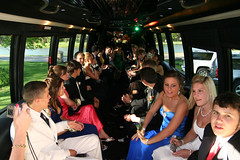 in limo