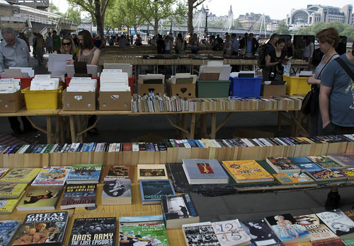 Southbank Centre Book Market 05
