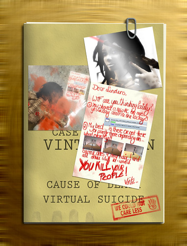 Virtual Suicide: Linden Case File