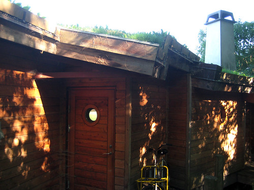 copenhagen, christiania, grass roof