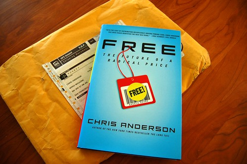 emFree: The Future of a Radical Price/em by Chris Anderson (Hyperion)