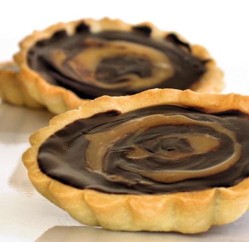 salted caramel tarts 4502 R