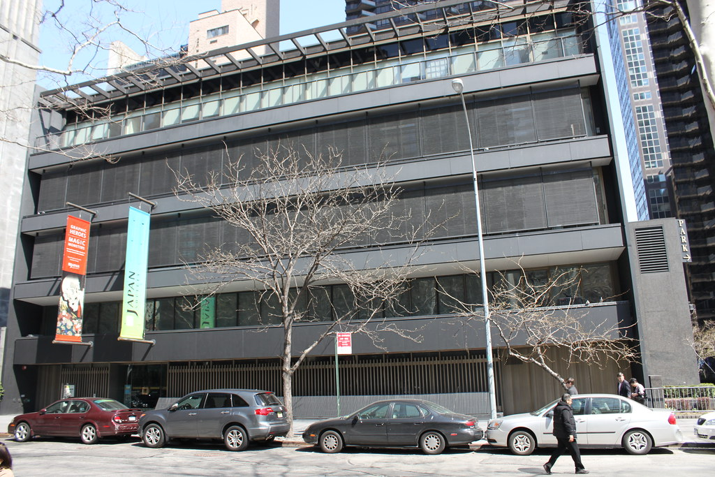 Japan Society Building