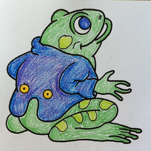 Sir Froggie