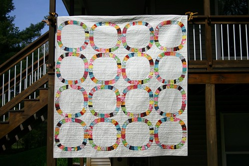 Single Girl Quilt - finished!