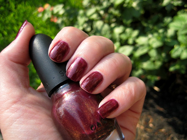Sephora OPI : What's Your Point-settia