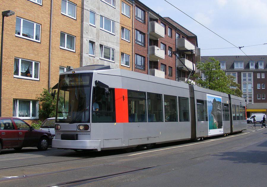 Rheinbahn Tw 2110