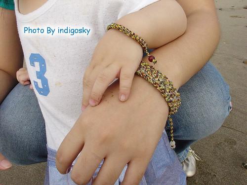 2007_0526_與乾媽一樣的五色繩