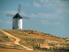 por los caminos de don quijote (_tonidelong) Tags: road la carretera quijote don ontheroad quixote castilla mancha castillalamancha chanante nacionaliv