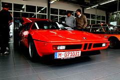 BMW M1 (zahn-i) Tags: auto orange 6 car mobile vintage m1 m turbo coche bmw inline tradition division rare beemer motorsport rar bimmer procar youngtimer     selten e26 gmbh