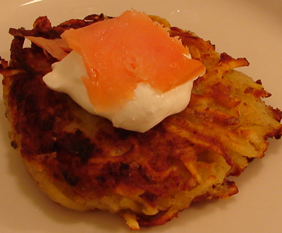 potato pankcakes