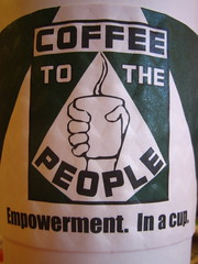 Coffee to the people
