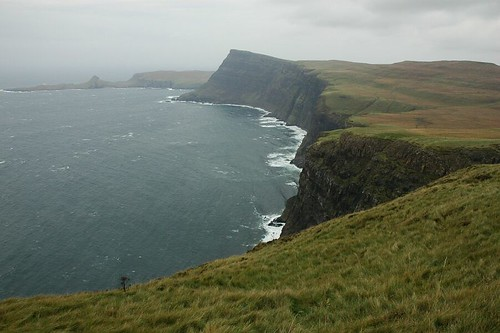 Waterstein Head and Neist Point from Ramsaig Cliff