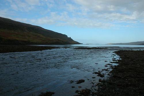 Beach at Loch Bay