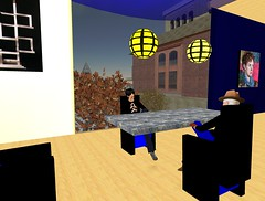 Interview in Second Life
