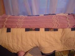 L. scarf done