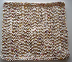 Little Tent Dishcloth