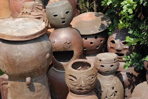Thanh Nhan Pottery Village