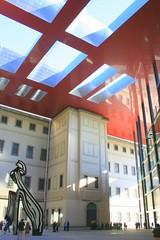 El Museo Nacional Centro de Arte Reina Sofía (MNCARS). Ministerio de Cultura.