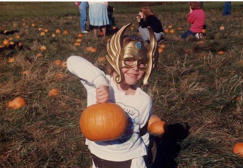 Vintage Halloween Hop