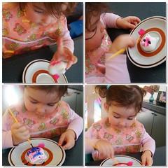 Lily-Soleil aime peinturer